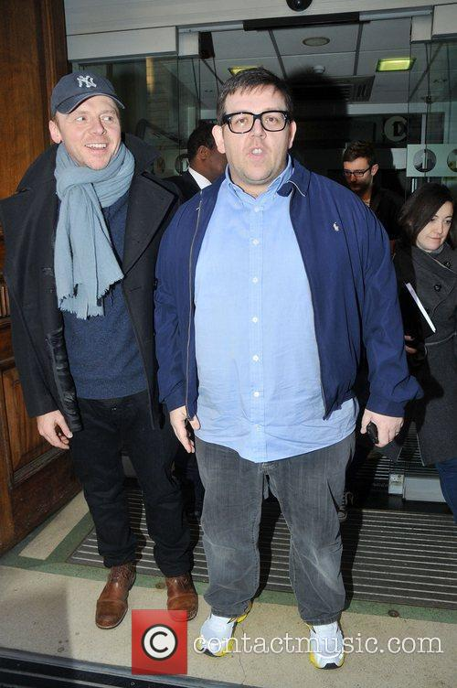 Simon Pegg and Nick Frost 2