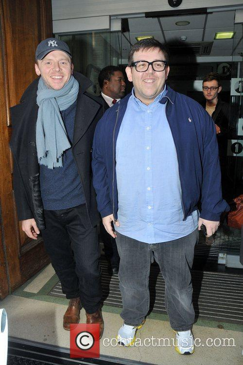 Simon Pegg and Nick Frost 1