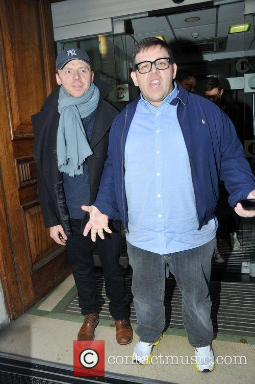 Simon Pegg and Nick Frost 3