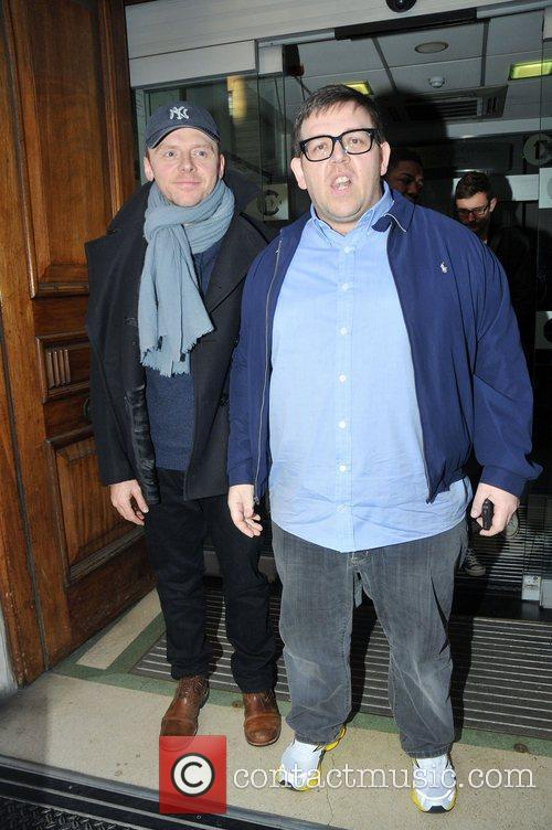 Simon Pegg and Nick Frost 6