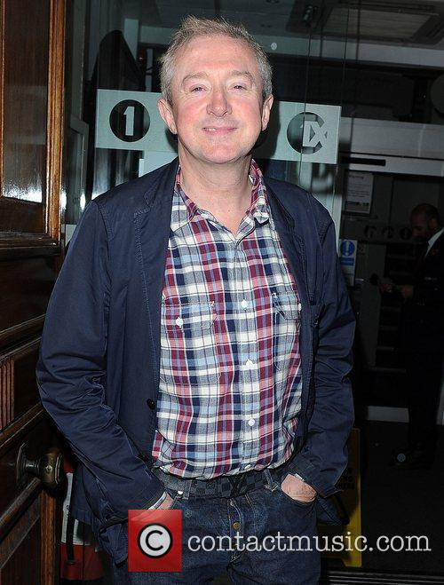 'X Factor' judge Louis Walsh arriving at the...