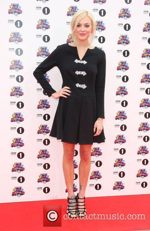 Fearne Cotton BBC Radio 1's Teen Awards 2011...