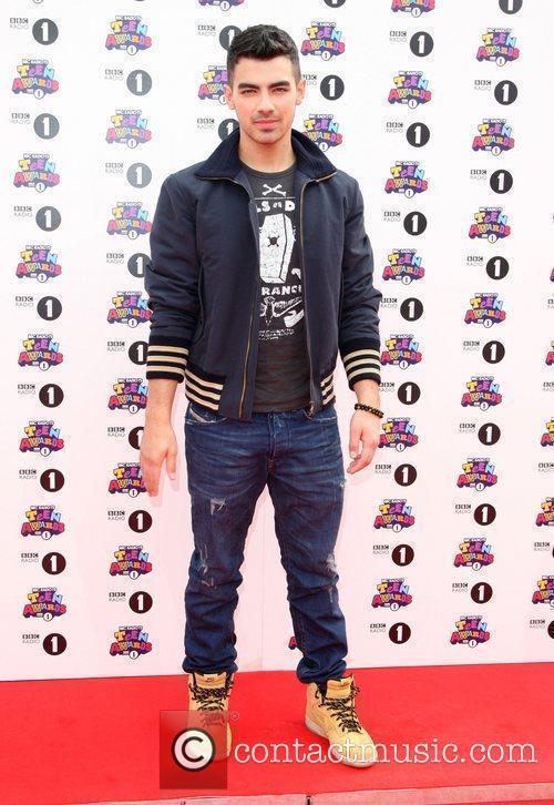 Joe Jonas BBC Radio 1's Teen Awards 2011...