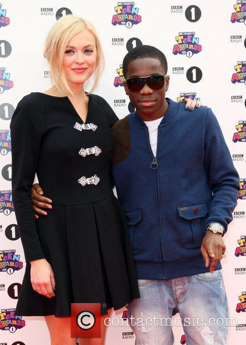 Fearne Cotton and Tinchy Stryder BBC Radio 1's...