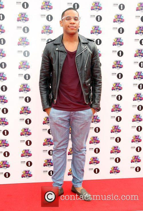 Reggie Yates BBC Radio 1's Teen Awards 2011...