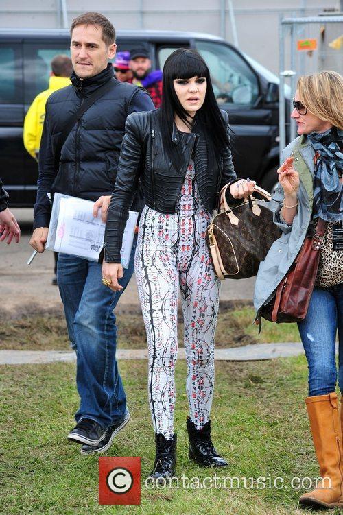 Jessie J BBC Radio 1's Big Weekend 2011...