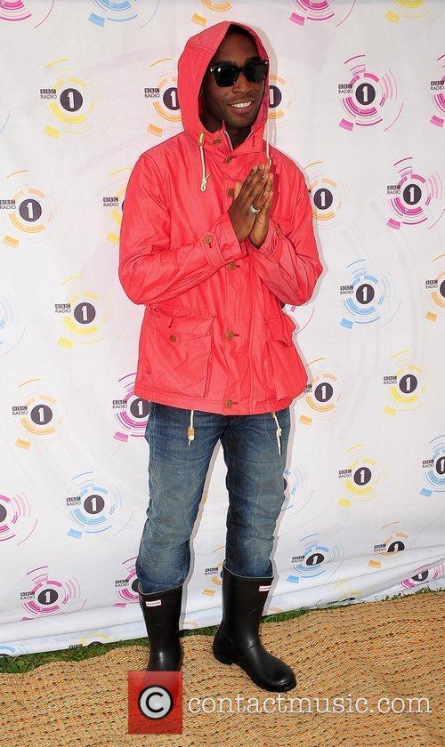 Tinie Tempah BBC Radio 1's Big Weekend 2011...