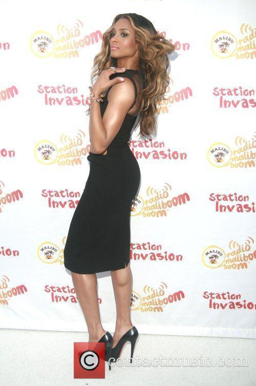 Ciara Maliboom Boom Radio Station's Invasion Concert Tour...