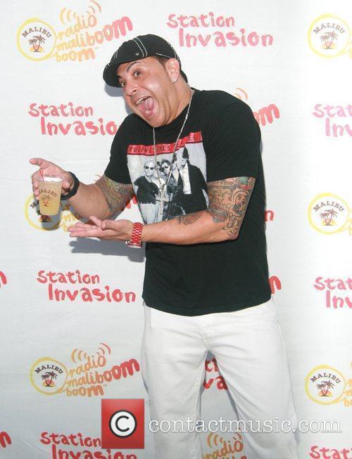 DJ Skribble Maliboom Boom Radio Station's Invasion Concert...