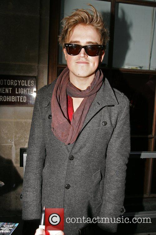 Tom Fletcher and Mcfly 2