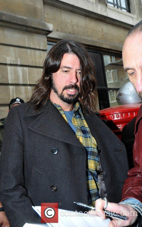 Dave Grohl and Foo Fighters 4