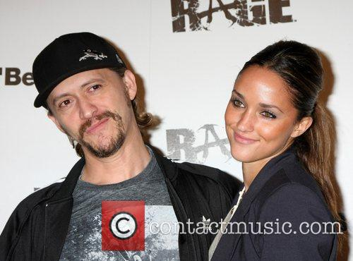 Clifton Collins Jr. and Robert Altman 2