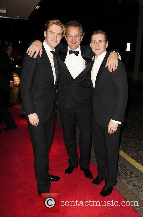 Hugh Bonneville and Allen Leech 1