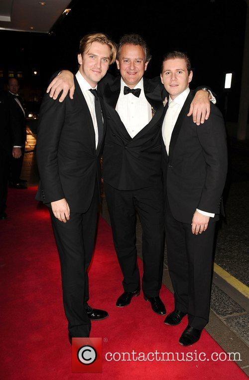 Hugh Bonneville and Allen Leech 3