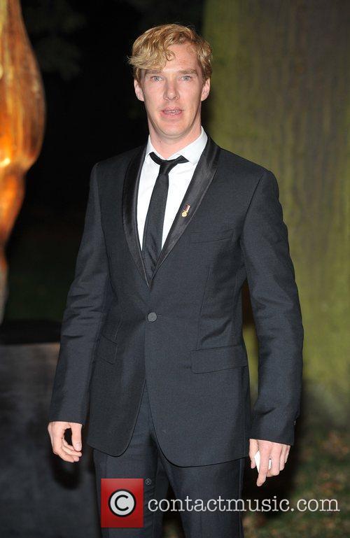 Benedict Cumberbatch and Hampton Court Palace 4