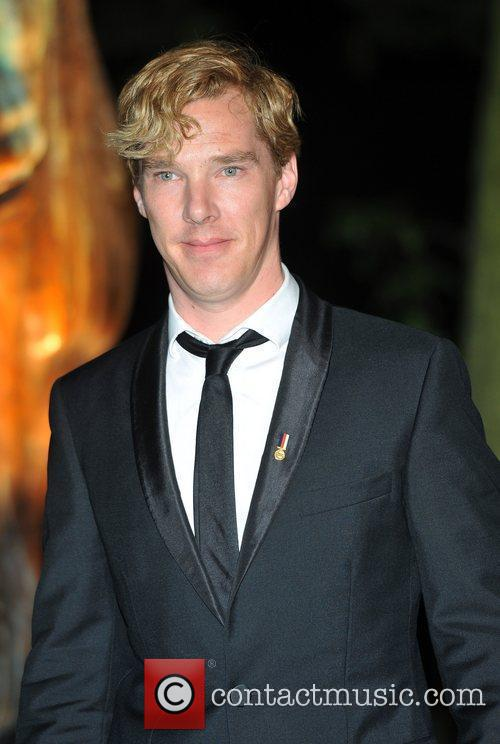 Benedict Cumberbatch and Hampton Court Palace 1