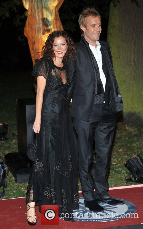 Anna Friel, Rhys Ifans and Hampton Court Palace 4