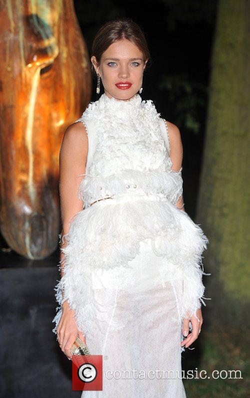 Natalia Vodianova Raisa Gorbachev Foundation - party held...