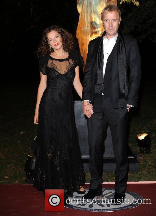 Anna Friel, Rhys Ifans and Hampton Court Palace 8