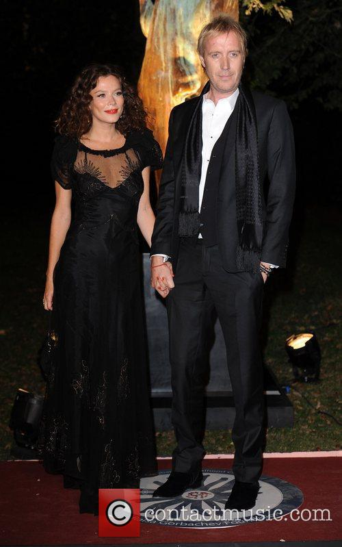 Anna Friel, Rhys Ifans and Hampton Court Palace 7