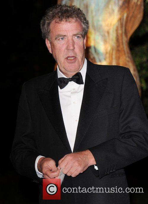 Jeremy Clarkson Raisa Gorbachev Foundation - party held...