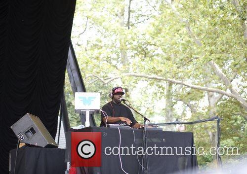 DJ FunkMaster Flex Spinning Rakim, EPMD and FunkMaster...