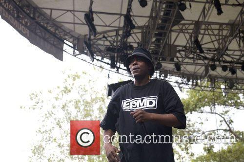 Parrish Smith of EPMD Rakim, EPMD and FunkMaster...