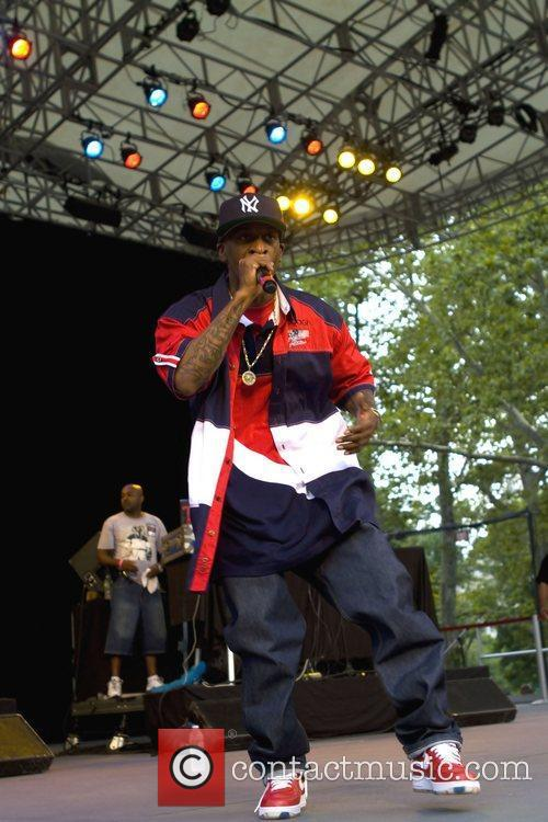 Rakim and Dj Funkmaster Flex 9