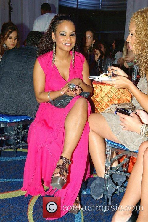 Christina Milian The Rally for Kids with Cancer...