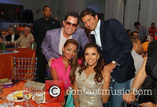 JR Ridinger, Kamal Hotchandani, Adrienne Williams and Eva...