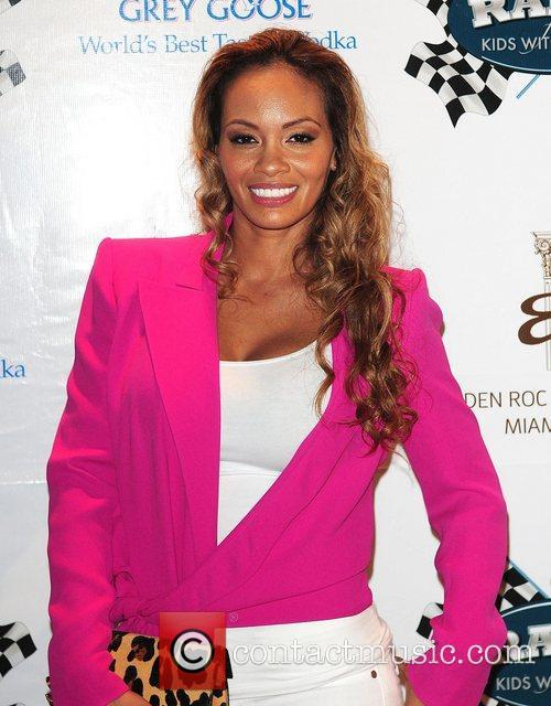 Evelyn Lozada The Rally for Kids with Cancer...