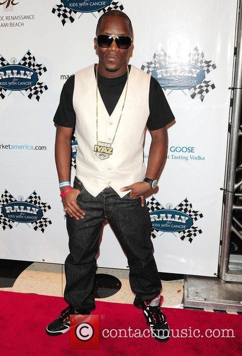 Rapper Iyaz The Rally for Kids with Cancer...