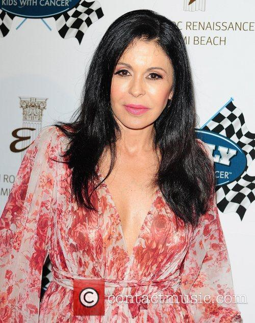 Maria Conchita Alonso The Rally for Kids with...