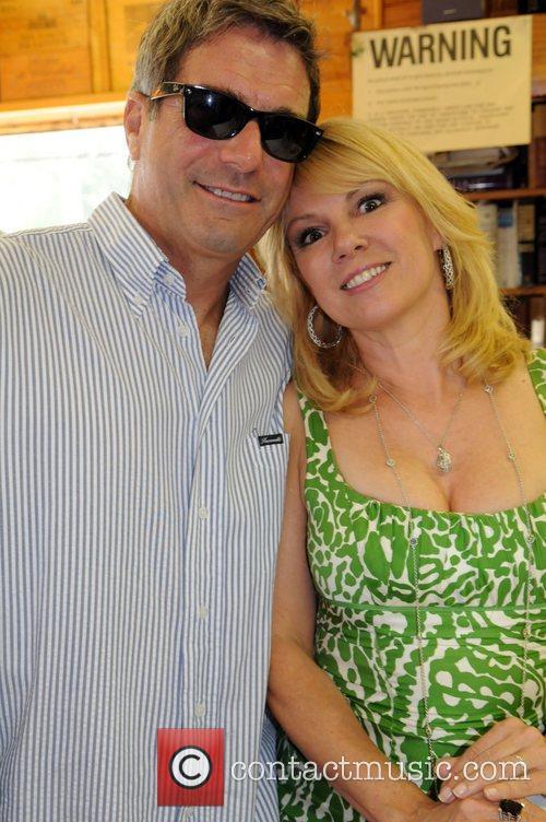 Ramona Singer and her husband Mario Ramona Singer...