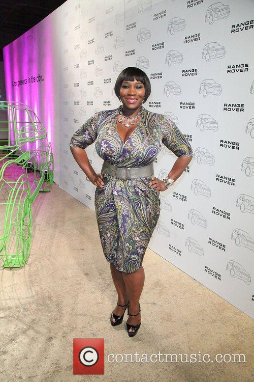 Bevy Smith,  at the NYC launch of...