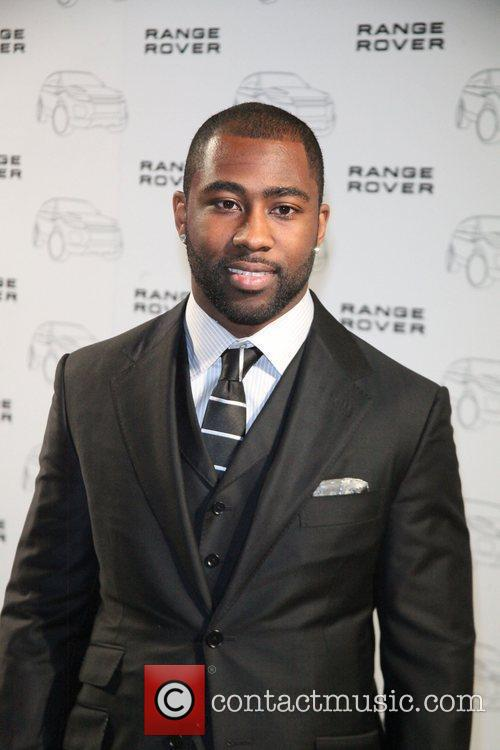 Darrelle Revis, of NY Jets,  at the...