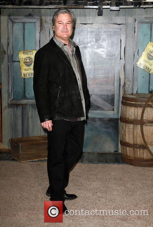 Gore Verbinski and Tim Westwood 3