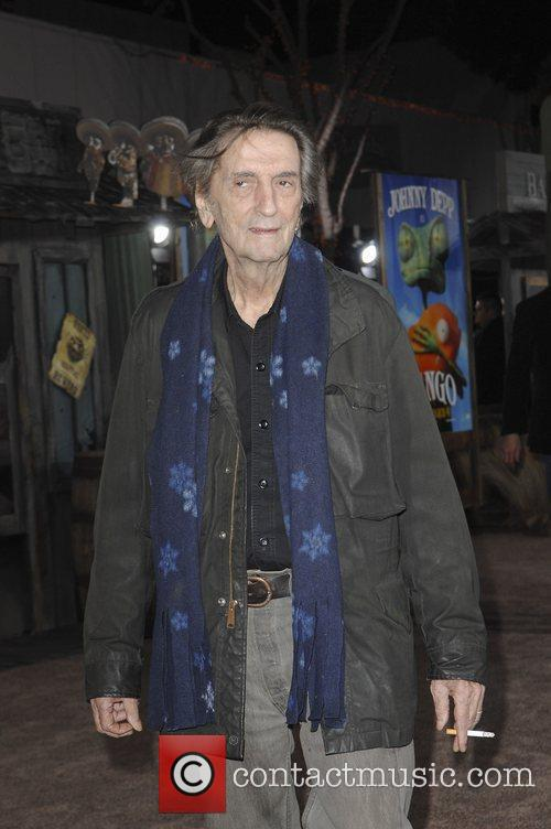 Harry Dean Stanton and Tim Westwood 6