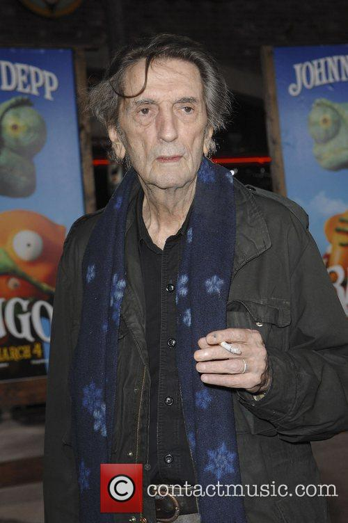 Harry Dean Stanton and Tim Westwood 1