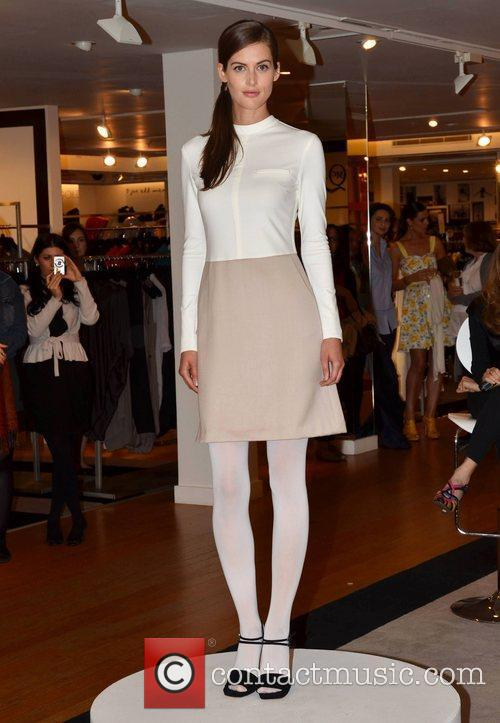 Isabelle Traber The launch of Raoul Womens And...