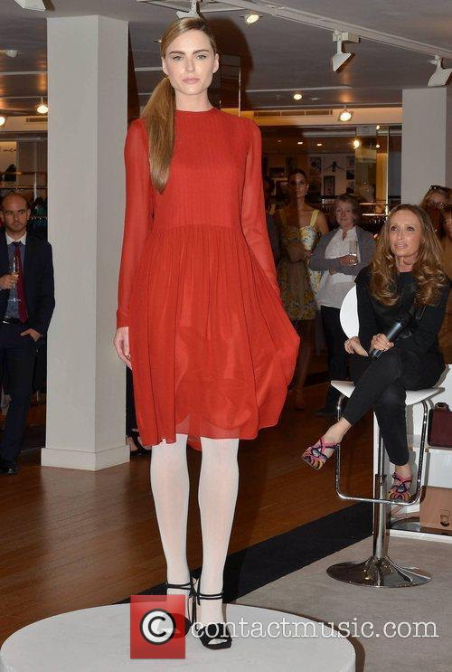 The launch of Raoul Womens And Menswear at...