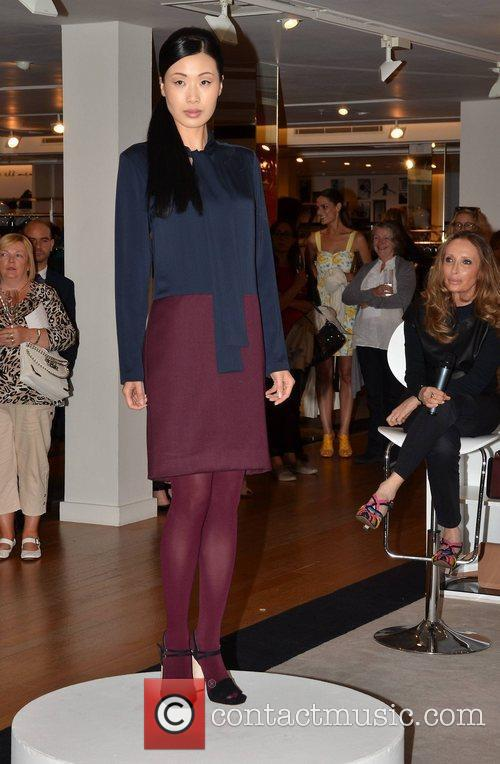 Yomiko Chen The launch of Raoul Womens And...