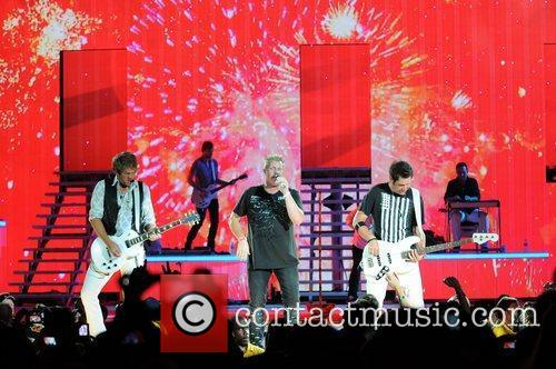 Rooney and Rascal Flatts 10