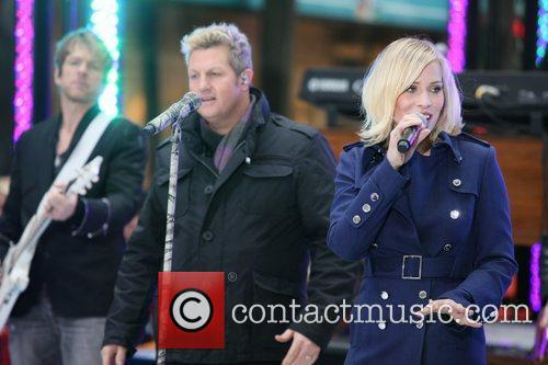 Rascal Flatts and Natasha Bedingfield 3