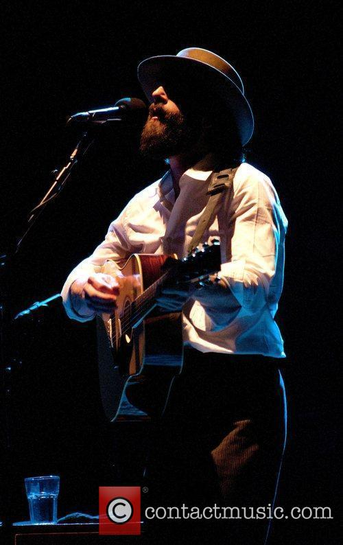 Ray LaMontagne performs at the Pavillion Theatre.