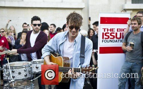 David Sullivan and Johnny Borrell 2