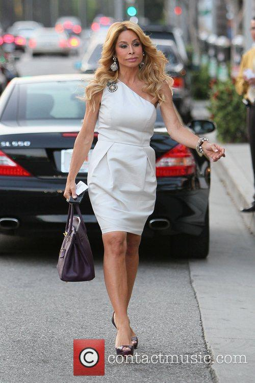 'The Real Housewives of Beverly Hills' film scenes...