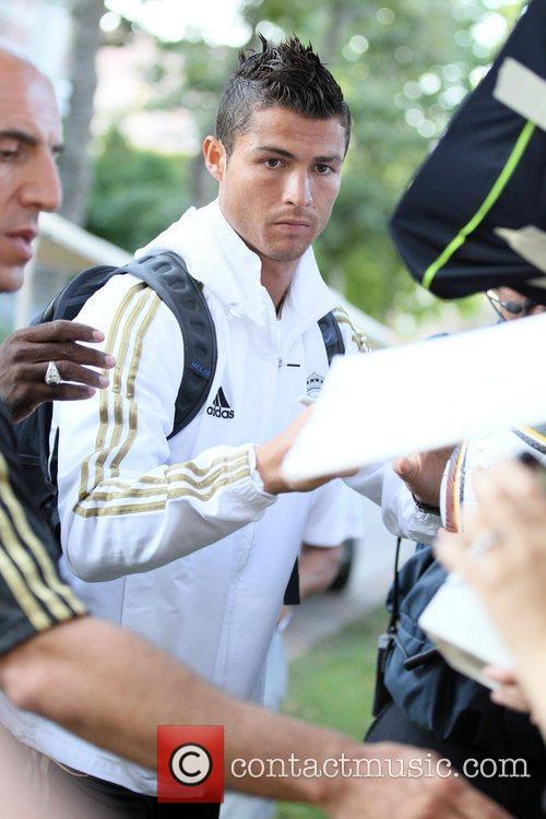 Real Madrid and Cristiano Ronaldo 10