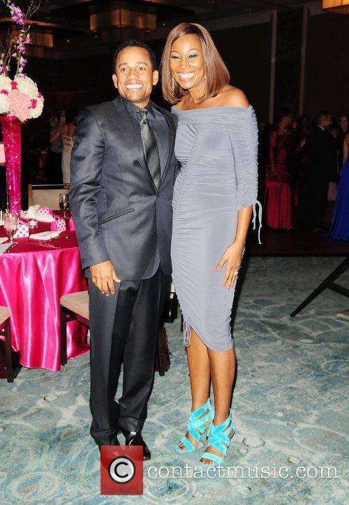 Hill Harper and Yolanda Adams 7
