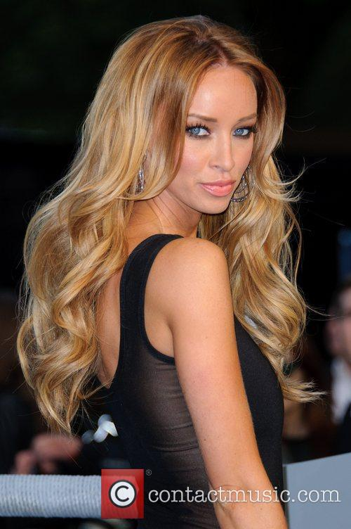 Lauren Pope and Empire Leicester Square 1